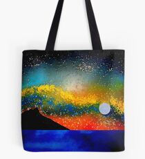 Diamond Head (Kaimana Hila, Leahi), Oahu, Hawaii Tote Bag