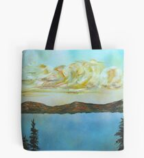Fall at Lake Tahoe Tote Bag