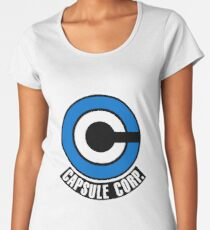 Capsule corp. Women's Premium T-Shirt