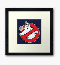 Bubblebusters Framed Print