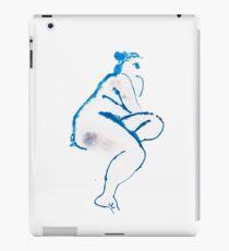 Figure drawing no.2 iPad Case/Skin