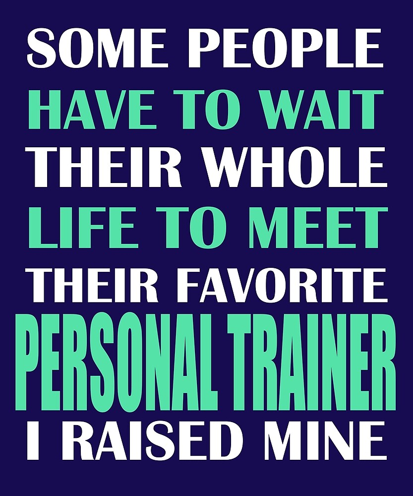 Personal Trainer  by AlwaysAwesome