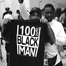 100% Blackman by Ed Silvera