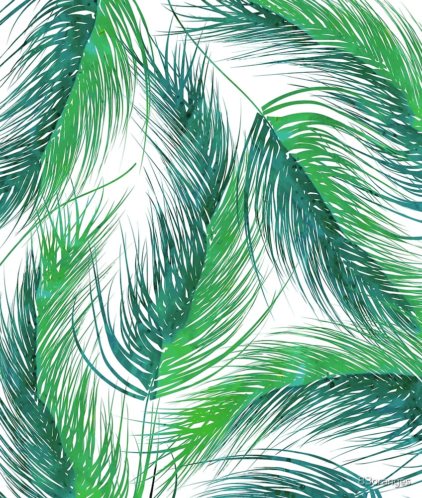 Bed Head Palm | #redbubble #decor #buyart by 83oranges