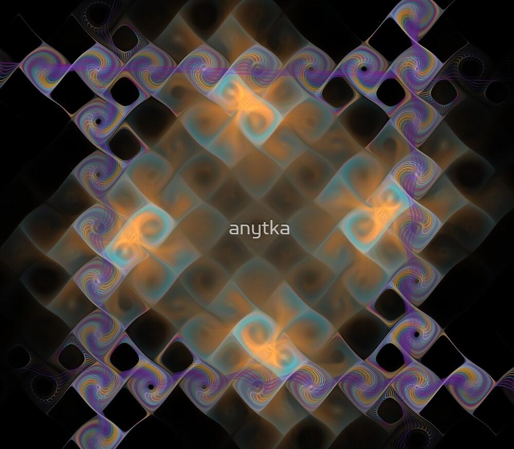 Plasmatic fractal by anytka