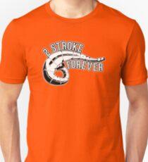 2 Stroke Forever Dirt Bike Unisex T-Shirt