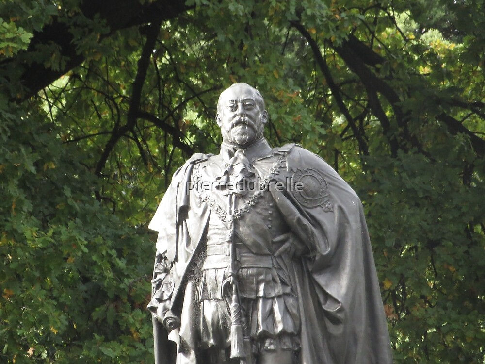 King Edward VII Monument by pierredubrelle