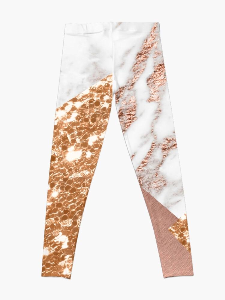 Vista alternativa de Leggings Oro rosa en capas