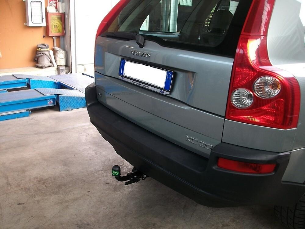 Una nueva generación de ganchos de remolque para Volvo Car by deremolque