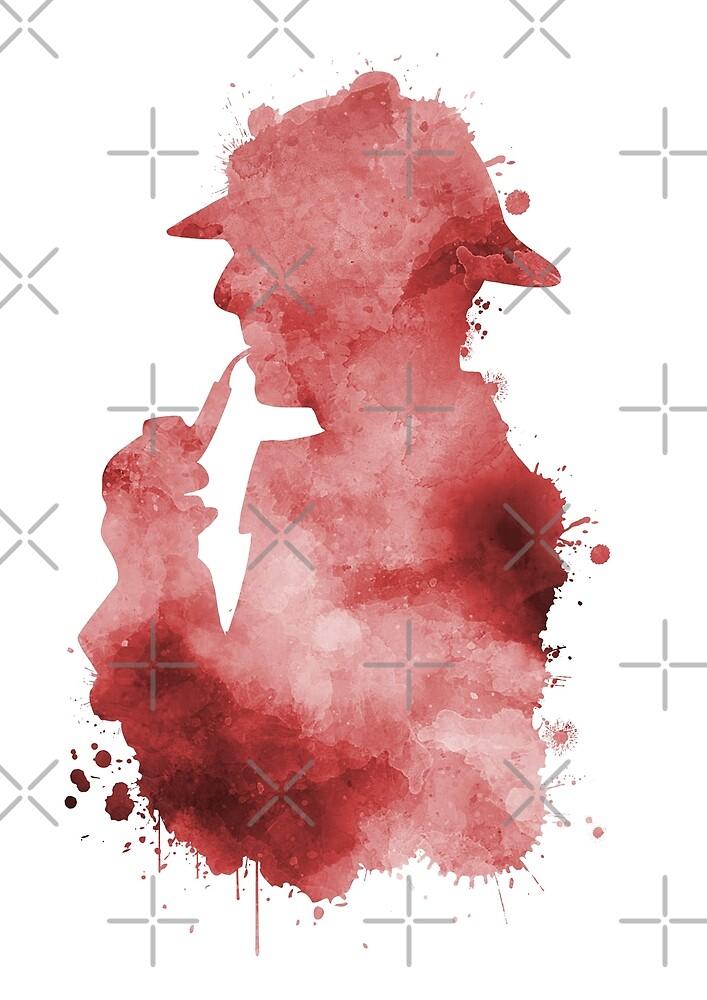 Sherlock Holmes  by SadCaptain
