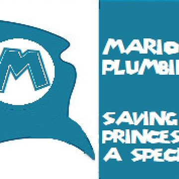 Mario business card  by TheNintendo64er