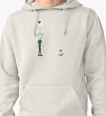 Love at first sight. Pullover Hoodie