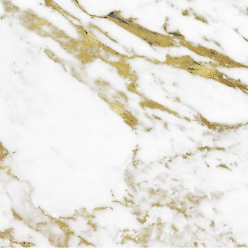 Gold vein marble by peggieprints