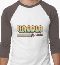 Lincoln, NE | City Stripes T-Shirt