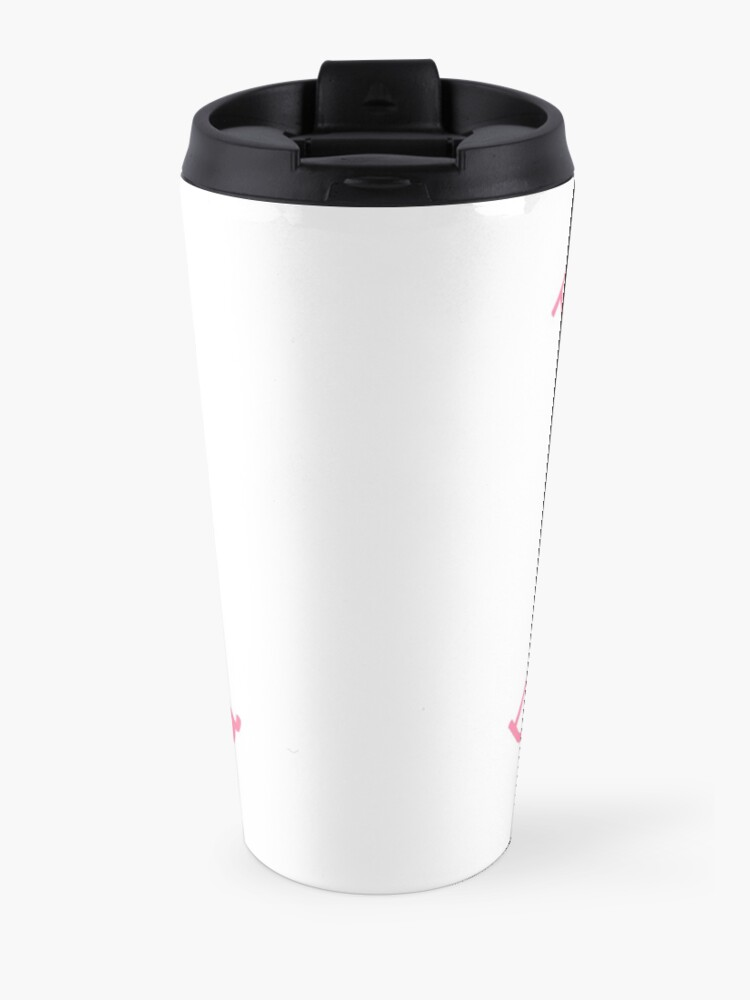Alternate view of I Have Dementia Travel Mug