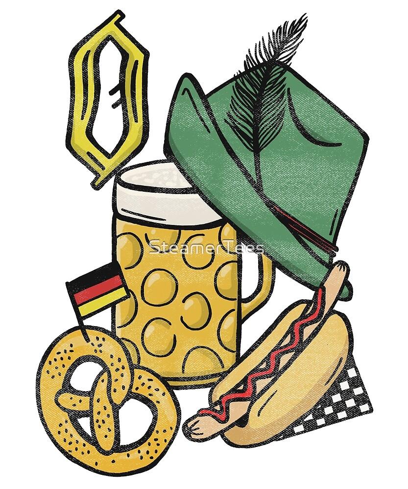 Oktoberfest by SteamerTees