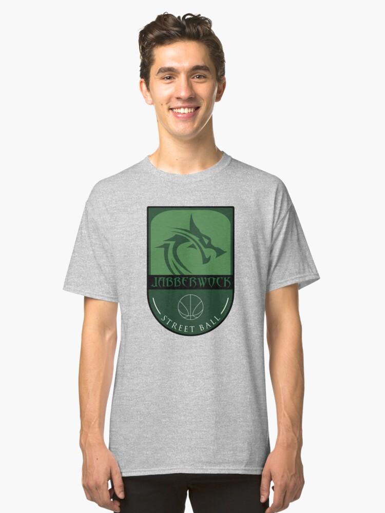 Jabberwock Logo Classic T-Shirt Front