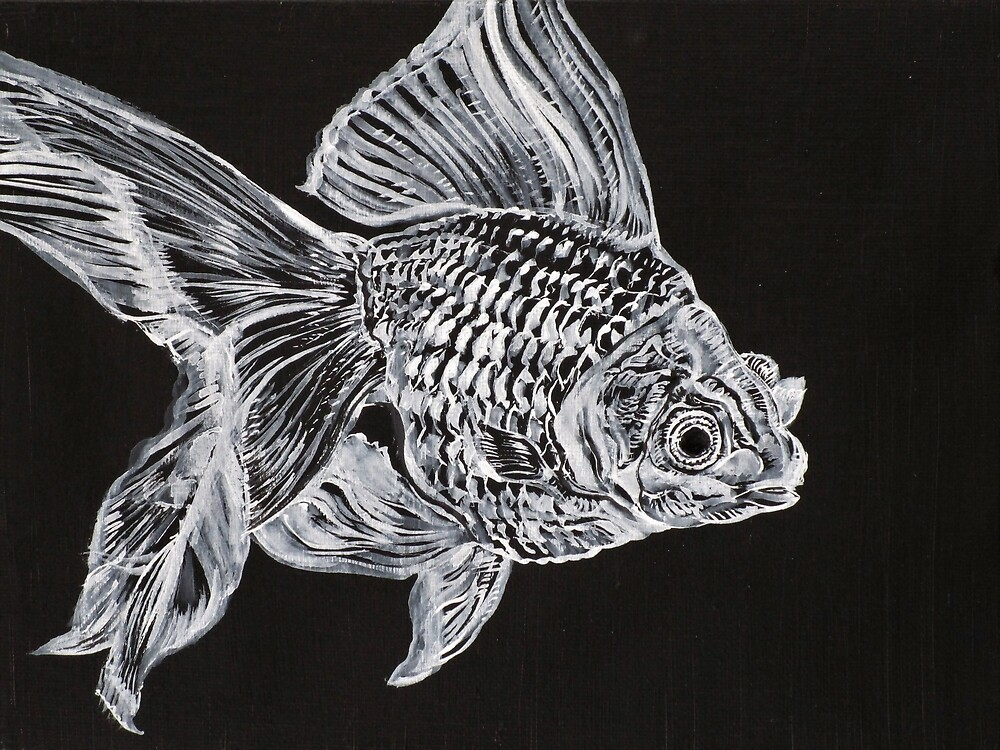 MICK THE GOLDFISH by lautir