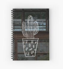 Wacky Cactus  Spiral Notebook