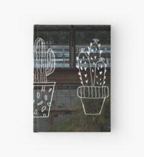 Wacky Cactus  Hardcover Journal