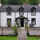 Strathpeffer Cottage by lezvee