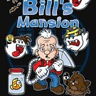 Bill's Mansion by mikehandyart