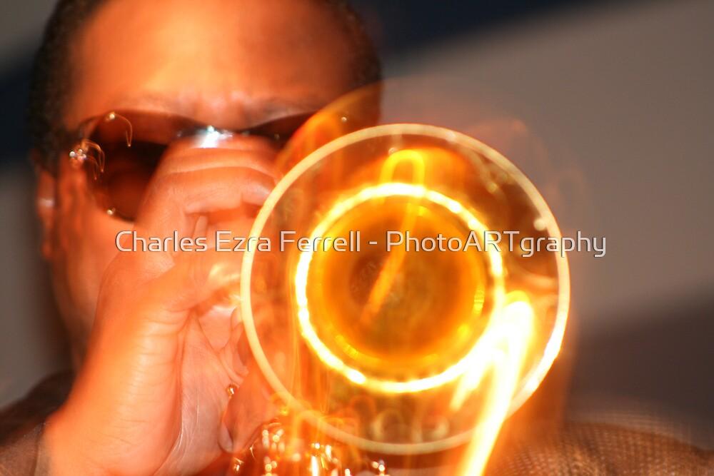 Fire Music - Wallace Roney by Charles Ezra Ferrell - PhotoARTgraphy