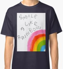 Smile Like A Rainbow Classic T-Shirt