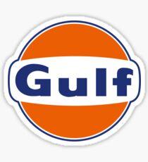 Pegatina Gulf