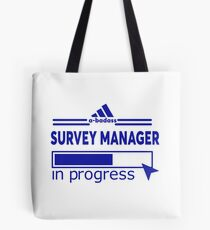 SURVEY MANAGER Tote Bag