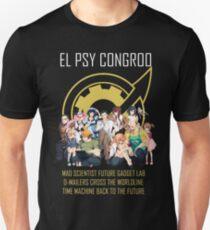 Steins;Gate Psy Congroo Unisex T-Shirt