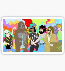 Worlds Biggest Stoners  Sticker