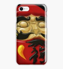 Japanese Daruma iPhone Case/Skin