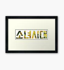 snsd Framed Print