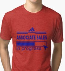 ASSOCIATE SALES Tri-blend T-Shirt