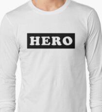 Hero shirt Long Sleeve T-Shirt
