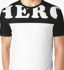 Hero shirt Graphic T-Shirt