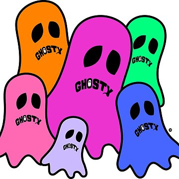 Ghosty Group by GhostyBrand