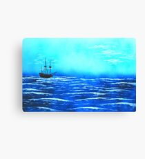 The First Anchorage Canvas Print