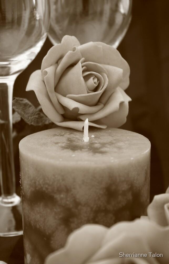 Romance in Sepia by Sherrianne Talon