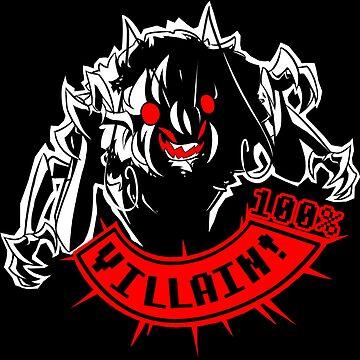 100% Bug Villain by emittyb