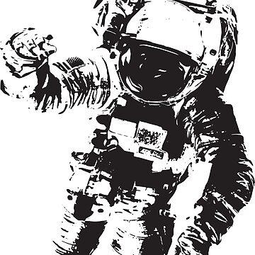 Astronaut by edskimo8