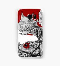 Red-Eye Crocodile Dragon  Samsung Galaxy Case/Skin
