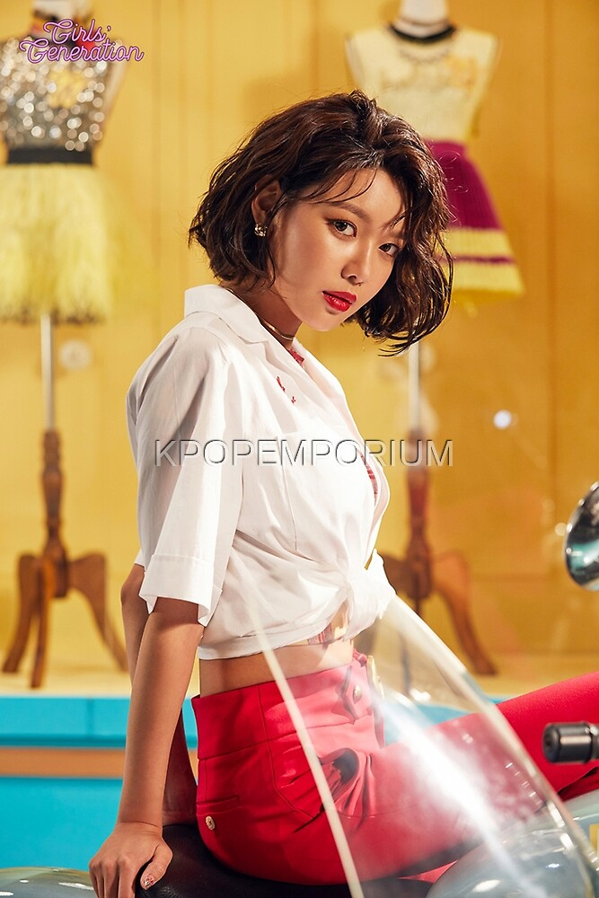 GIRLS GENERATION HOLIDAY NIGHT SOOYOUNG by KPOPEMPORIUM