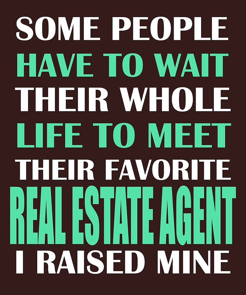 Real Estate Agent by AlwaysAwesome