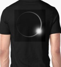 Eclipse, Space, Planet, Earth, Moon, Sun, T-Shirt