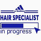 HAIR SPECIALIST by Justin9bi