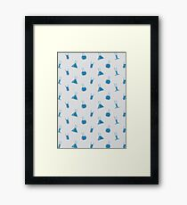 Science Project - Sidewinder II Framed Print