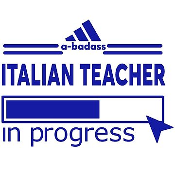 ITALIAN TEACHER by Justin9bi