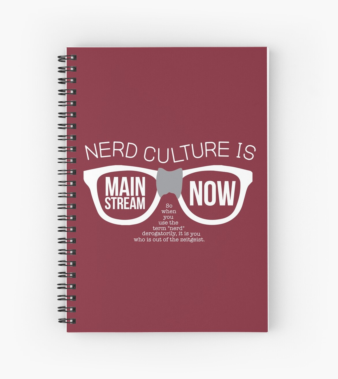 Nerd Culture is Main Stream Now - WHT by catalystdesign